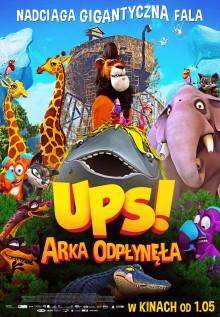 UPS! ARKA ODPŁYNĘŁA…